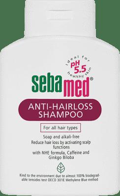 SEBAMED Šampón proti vypadávaniu vlasov, 200ml