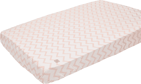 LODGER Plachta Slumber Cotton do postieľky 70x140cm - Nude