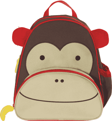 SKIP HOP Plecak Zoo – Małpa