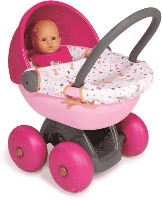 SMOBY Baby Nurse Kočárek hluboký pro panenky