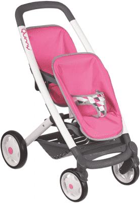 SMOBY Wózek spacerowy dla dwóch lalek Maxi Cosi