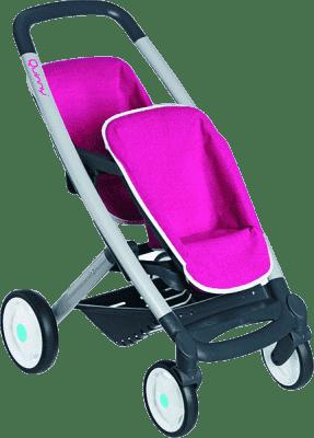 SMOBY Wózek dla bliźniąt MAXI-COSI&Quinn