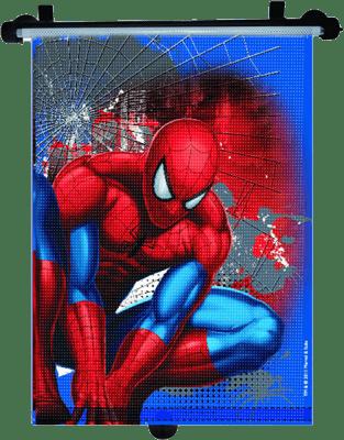 KAUFMANN Roleta do auta Spiderman 41x49cm (1 ks)