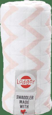 LODGER Multifunkčný osuška Swaddler Cotton - Nude