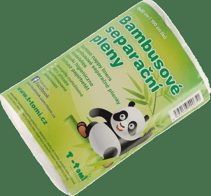 T-TOMI Bambusové separační pleny