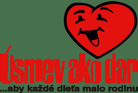 Dobrovoľný príspevok 0,8 € na nadáciu Úsmev ako dar