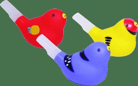 VILAC Cvrlikající píšťalka ptáček
