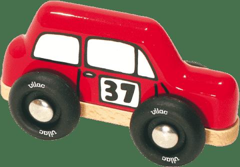 VILAC Dřevěná hračka - Dřevěné osobní auto