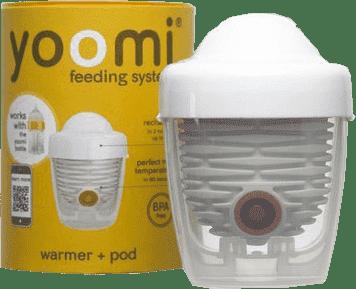 YOOMI Ohřívač + nabíječka na ohřívač