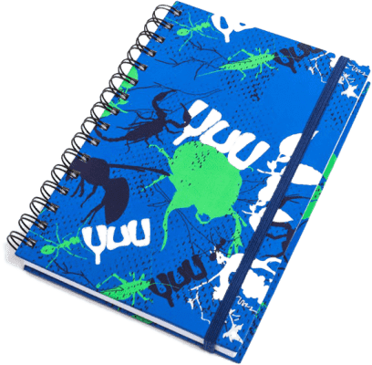 YUU BUUZ Zápisník A5