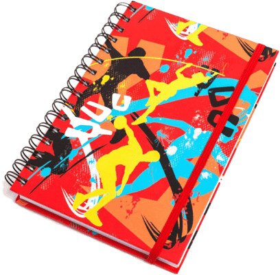 YUU JUUMP Zápisník A5