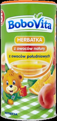 BOBOVITA Herbatka z owoców południowych (200g)