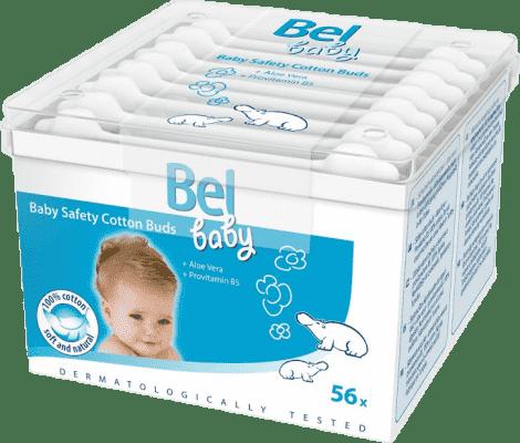 BEL BABY – patyczki higieniczne dla dzieci 56 szt.