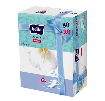 BELLA Panty Aroma Fresh 80+20 ks zdarma