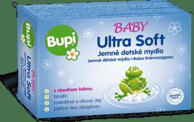 BUPI Mydło dla dzieci Ultra Soft 90g