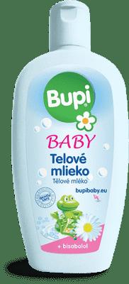 BUPI BABY Mleczko do ciała dla dzieci