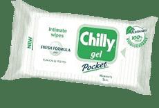 CHILLY Vlhčené obrúsky Fresh 12 ks