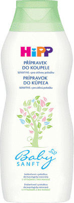 HIPP Pena do kúpeľa 350 ml