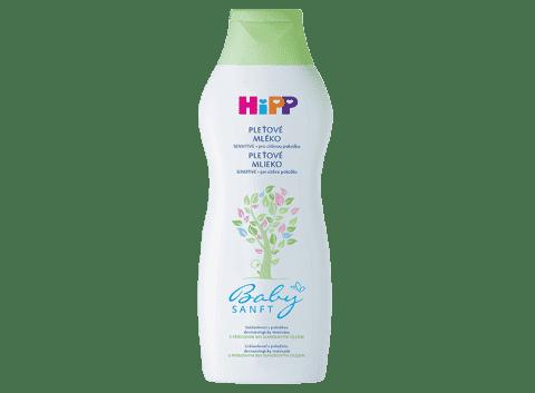 HIPP Babysanft Dětské pleťové mléko 350 ml