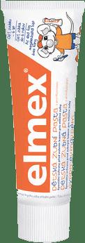 Pasta do zębów dla dzieci ELMEX Kids od 1. ząbka do 6 lat 50ml