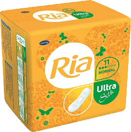 Ria Ultra Silk Normal (11 ks)