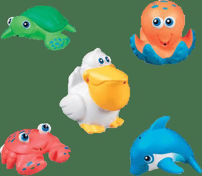 MUNCHKIN – Małe morskie stworzenia – 5 sztuk