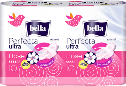 BELLA Perfecta rose duo 20ks (10+10)