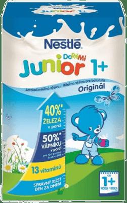 NESTLÉ Junior DoRéMi 1+ (700 g) - kojenecké mléko