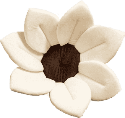 BLOOMINGBATH - kvetoucí koupel béžová