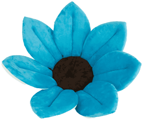 BLOOMINGBATH - kvitnúci kúpeľ modrý