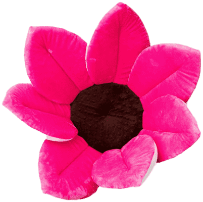BLOOMINGBATH - kwiatek do kąpieli. Różowy
