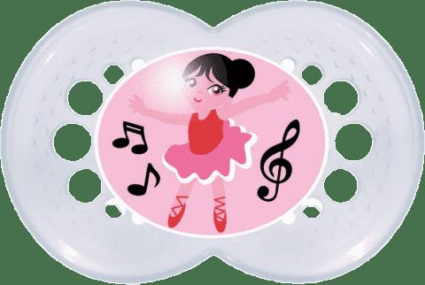 MAM Original upokojujúci cumlík 16+ mesiacov dievča - náhodný motív