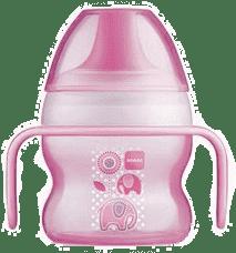 MAM Starter cup 150ml růžový – náhodný motiv
