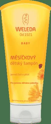 WELEDA szampon z nagietkiem dla dzeci 200 ml