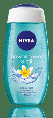 NIVEA Sprchový gél Hawaiian Flower & Oil (250ml)