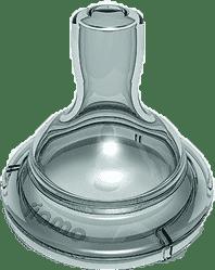 IIAMO Flow smoczek z wentylacyjnym systemem antykolkowym, 3m+