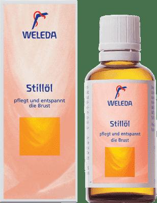 WELEDA Olej na masáž prsníkov 50ml