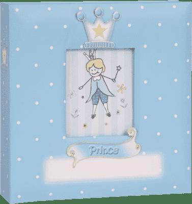 FOTO Album Prince & Princess 10x15cm (200 zdjęć) – niebieski