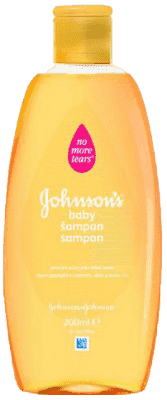 JOHNSON'S BABY Šampon (200 ml)