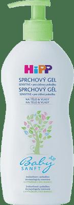 HIPP Babysanft Dětský sprchový gel (400 ml)