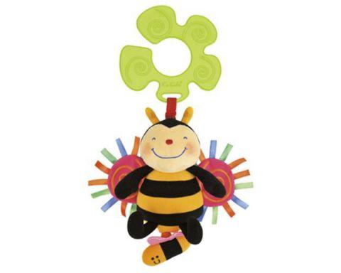 K´S KIDS Úchyt na kočárek - bzuřčící včelka - DÁREK při nákupu výrobků K´S KIDS v hodnotě nad 999CZK