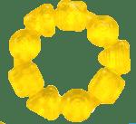 BRIGHT STARTS Gryzak wypełniony wodą , żółty, 3m+