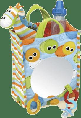 YOOKIDOO Hudobná taška so zrkadlom