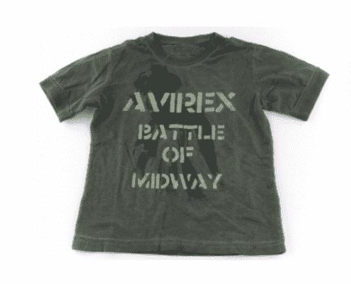 Koszulka z krótkim rękawem Avirex