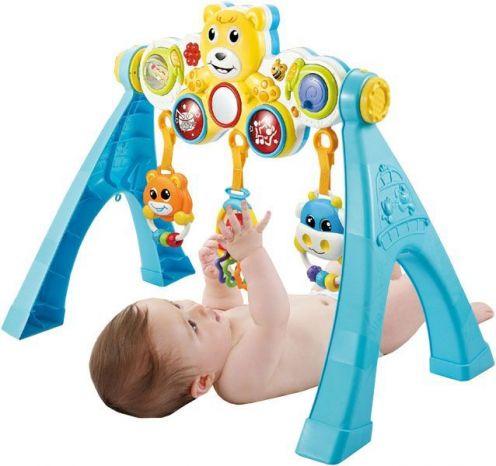 Pałąk z zabawkami  BO JUNGLE