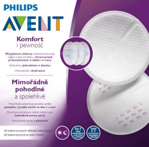 Vložky do podprsenky Philips AVENT