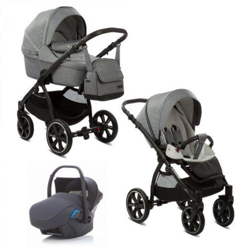Wózek sportowy - 3 kombinacje