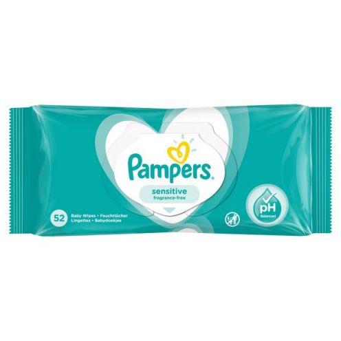 Vlhčené ubrousky Pampers