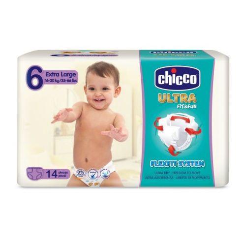 Pieluszki jednorazowe CHICCO