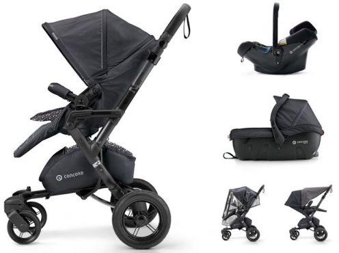 Wózek sportowy - 3 kombinacje Concord